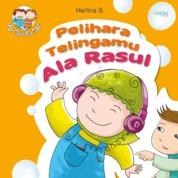 Cover Pelihara Telingamu ala Rasul oleh Herlina Sitorus