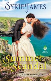 Summer of Scandal by Syrie James Cover
