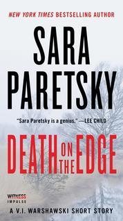 Death on the Edge by Sara Paretsky Cover