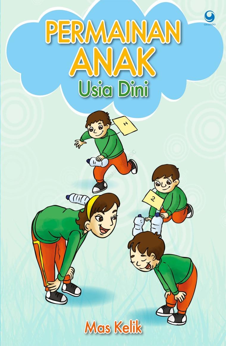 Buku Digital Permainan Anak Usia Dini oleh Mas Kelik