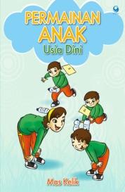 Cover Permainan Anak Usia Dini oleh Mas Kelik
