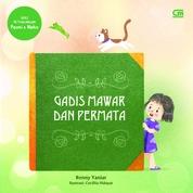 Cover Petualangan Peoni & Neko: Gadis Mawar dan Permata oleh Renny Yaniar