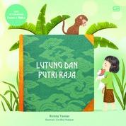 Cover Petualangan Peoni & Neko: Lutung dan Putri Raja oleh Renny Yaniar