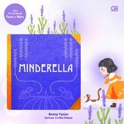 Cover Petualangan Peoni & Neko: Minderella oleh Renny Yaniar