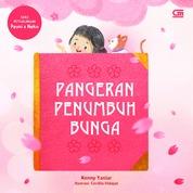 Cover Petualangan Peoni & Neko: Pangeran Penumbuh Bunga oleh Renny Yaniar