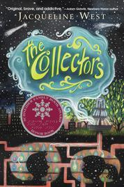 The Collectors by Jacqueline West Cover