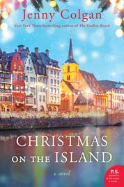 Christmas on the Island by Jenny Colgan Cover