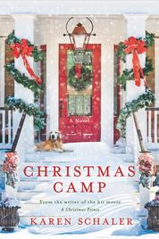 Christmas Camp by Karen Schaler Cover