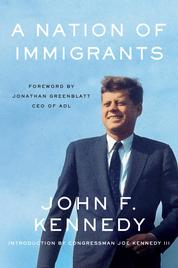 A Nation of Immigrants by John F. Kennedy Cover
