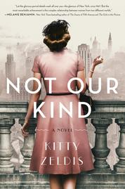 Cover Not Our Kind oleh Kitty Zeldis