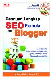 Cover Panduan Lengkap SEO Pemula Untuk Blogger oleh Jefferly Helianthusonfri