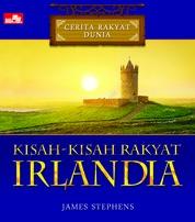 Cover Kisah-Kisah Rakyat Irlandia oleh James Stephens