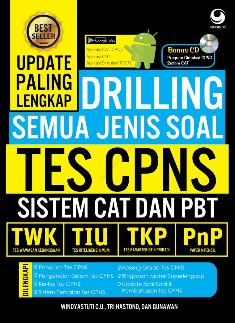 Jual Buku Update Paling Lengkap Drilling Semua Jenis Soal