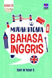 Cover Mudah Bicara Bahasa Inggris oleh Eddy M Yusuf S