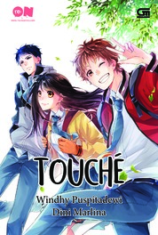 Komik: Touche by Windhy Puspitadewi Cover