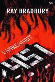 Cover Fahrenheit 451 oleh Ray Bradbury