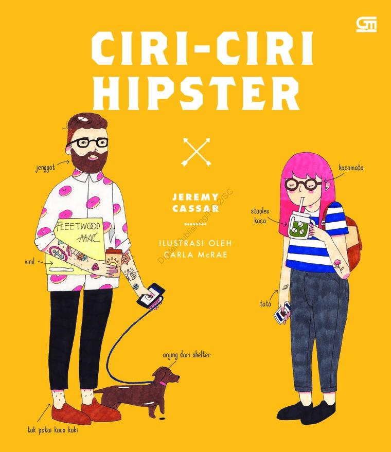Buku Digital Ciri-Ciri Hipster oleh Jeremy Cassar