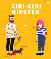 Cover Ciri-Ciri Hipster oleh Jeremy Cassar