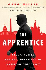 The Apprentice by Greg Miller Cover
