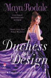Cover Duchess by Design oleh Maya Rodale