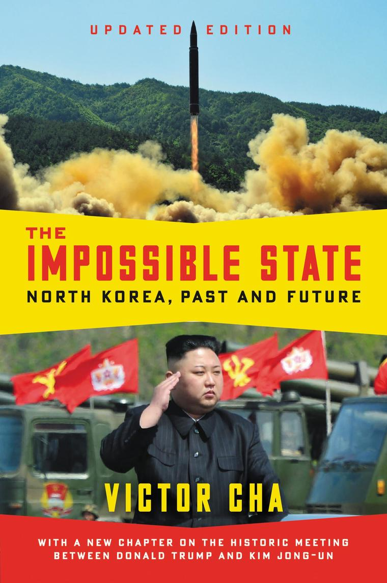 The Impossible State, Updated Edition by Victor Cha Digital Book