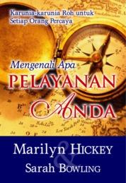 Cover Mengenali Apa Pelayanan Anda oleh Maryln Hickey