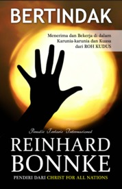 Cover Bertindak oleh Reinhard Bonnke