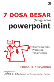 Cover 7 Dosa Besar (Penggunaan) Power Point oleh Isman H .Suryaman