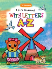 Lets Drawing With Letters A-Z by Tri Harianto Cover