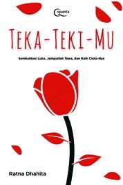 Cover Teka-Teki-Mu oleh Diyah Febrikawati
