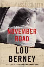 Cover November Road oleh Lou Berney