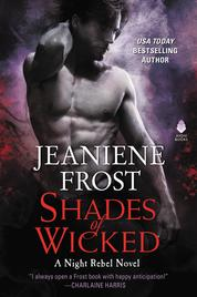 Cover Shades of Wicked oleh Jeaniene Frost
