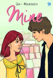 Mine by Gia Cover