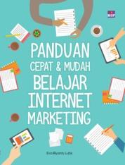 Panduan Cepat dan Mudah Belajar Internet Marketing by Eva Riyanty Lubis Cover
