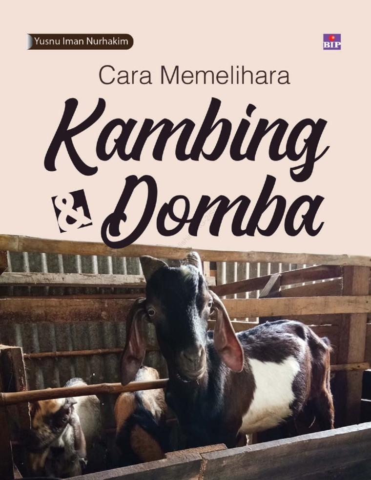 Buku Digital Cara Memelihara Kambing dan Domba oleh Yusnu Iman Nurhakim