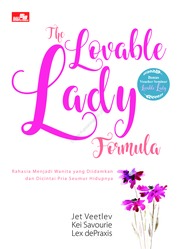 Lovable Lady by Jet Veetlev, Kei Savourie, Lex dePraxis Cover