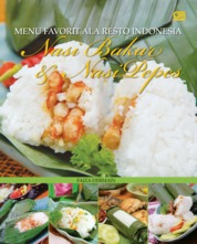 Cover Menu Favorit ala Resto Indonesia - Nasi Bakar & Nasi Pepes oleh Faiza Hermain
