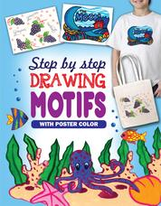 Cover STEP BY STEP DRAWING MOTIFS oleh Tri Harianto