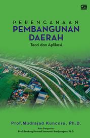 Cover Perencanaan Pembangunan oleh Mudrajad Kuncoro