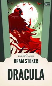 English Classics: Dracula by Bram Stoker Cover