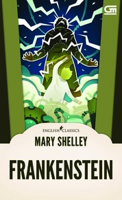 Cover English Classics: Frankenstein oleh Mary Shelley