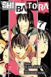 Cover LC: Shibatora 07 oleh Yuma Ando / Masashi Asaki