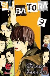 Cover LC: Shibatora 09 oleh Yuma Ando / Masashi Asaki