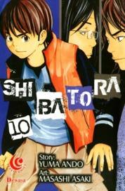 Cover LC: Shibatora 10 oleh Yuma Ando / Masashi Asaki