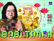 Cover Kalender Tong Shu 2019 : Babi Tanah oleh Xiang Yi