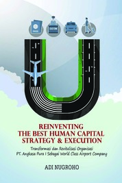 Cover REINVENTING THE BEST HUMAN CAPITAL STRATEGY & EXECUTION oleh ADI NUGROHO