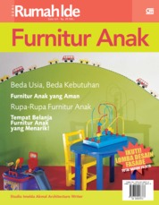Seri Rumah Ide - Furniture Anak by Imelda Akmal Architectural Writer Studio Cover
