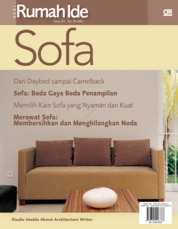 Seri Rumah Ide - Sofa by Imelda Akmal Architectural Writer Studio Cover