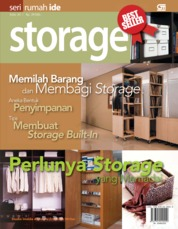 Seri Rumah Ide - Storage by Imelda Akmal Architectural Writer Studio Cover