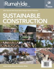 Seri Rumah Ide - Sustainable Construction by Imelda Akmal Architectural Writer Studio Cover